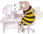 Typing Bee
